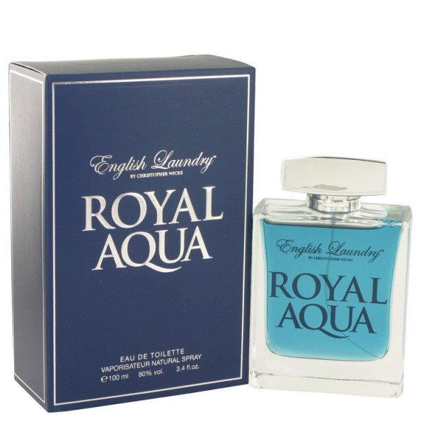 Royal aqua -  eau de toilette spray 100 ml