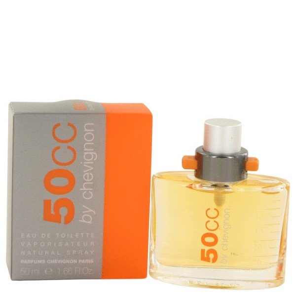 50cc -  eau de toilette spray 50 ml