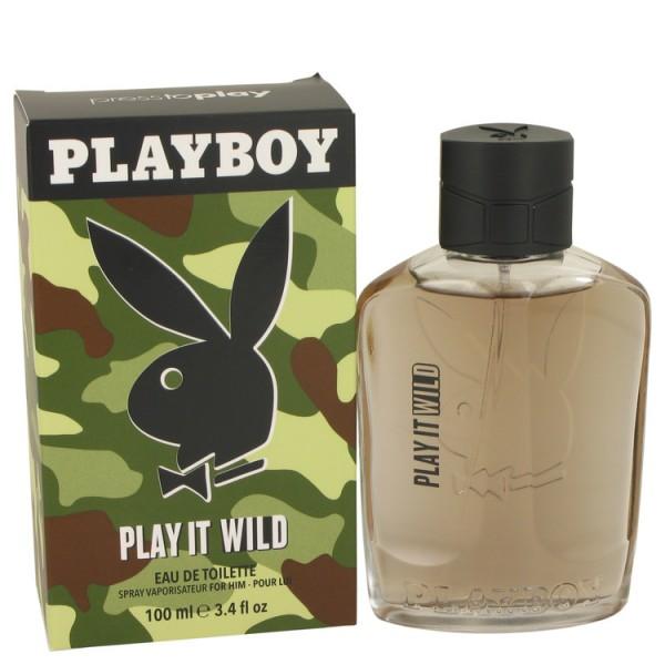 play it wild -  eau de toilette spray 100 ml