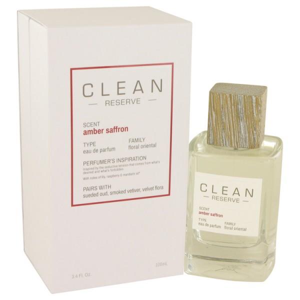 amber saffron -  eau de parfum spray 100 ml