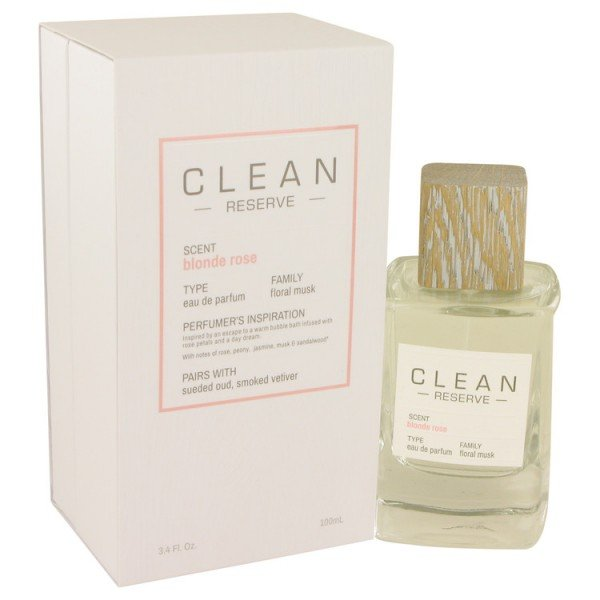 blonde rose -  eau de parfum spray 100 ml
