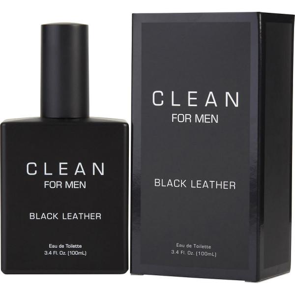Black leather -  eau de toilette spray 100 ml