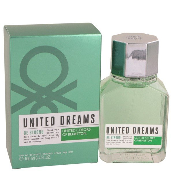 United dreams be strong -  eau de toilette spray 100 ml