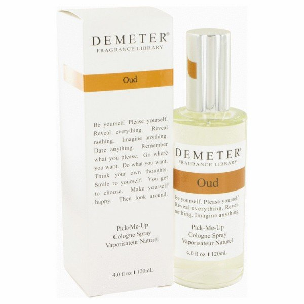 Oud -  cologne spray 120 ml