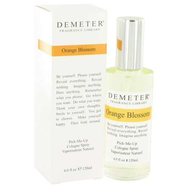 Orange blossom -  cologne spray 120 ml