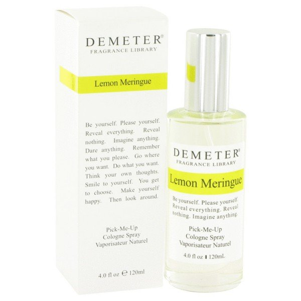 Lemon meringue -  cologne spray 120 ml