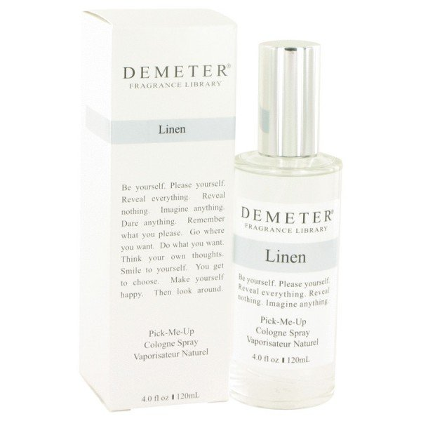 Linen -  cologne spray 120 ml