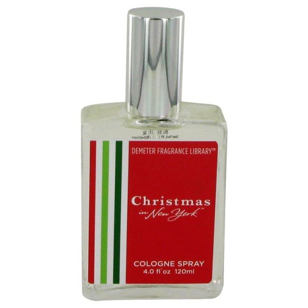 Christmas in new york -  cologne spray 120 ml