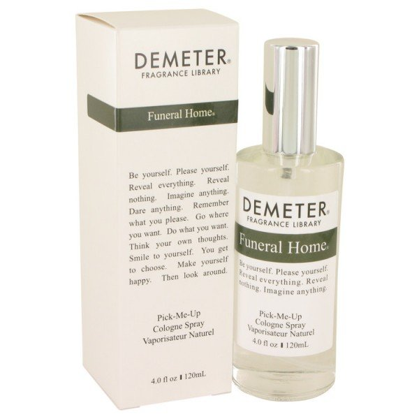 Funeral home -  cologne spray 120 ml