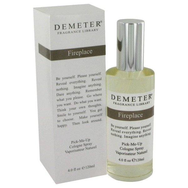 Fireplace -  cologne spray 120 ml