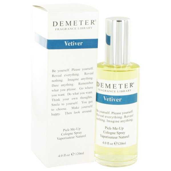 Vetiver -  cologne spray 120 ml