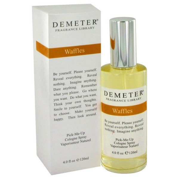 Waffles -  cologne spray 120 ml