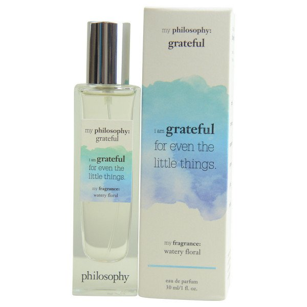 grateful -  eau de parfum spray 30 ml