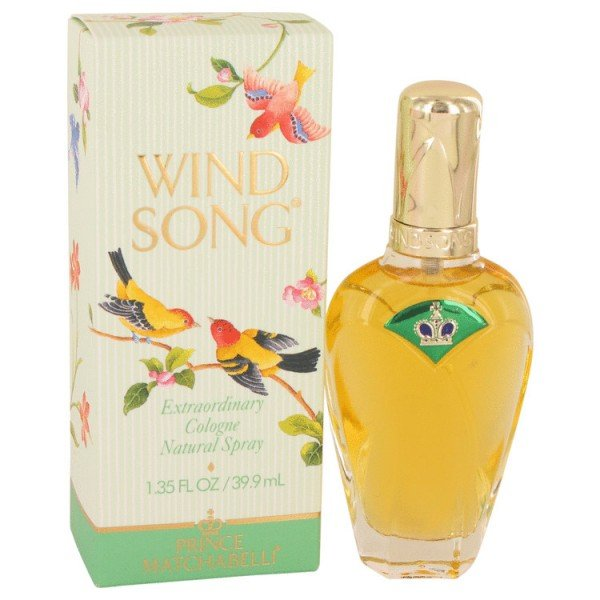 Wind song -  cologne spray 40 ml