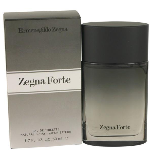 Zegna forte -  eau de toilette spray 50 ml