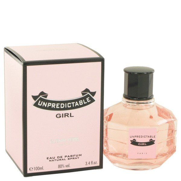 Unpredictable girl -  eau de parfum spray 100 ml