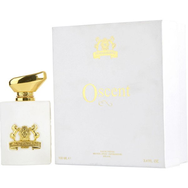 Oscent white -  eau de parfum spray 100 ml