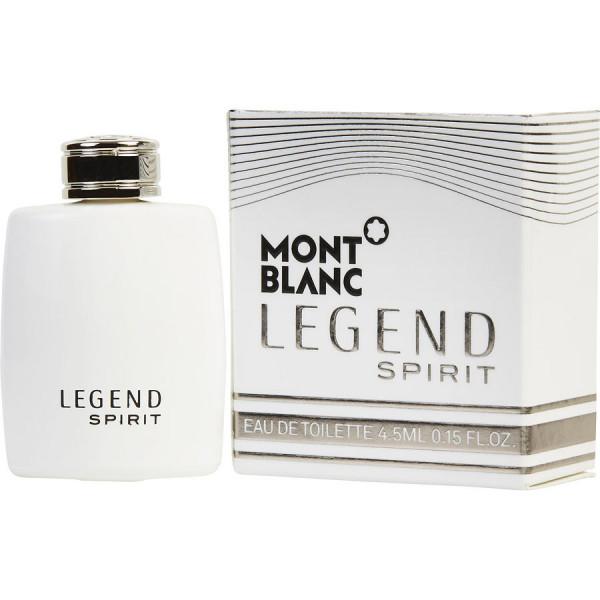 Legend spirit -  eau de toilette 5 ml