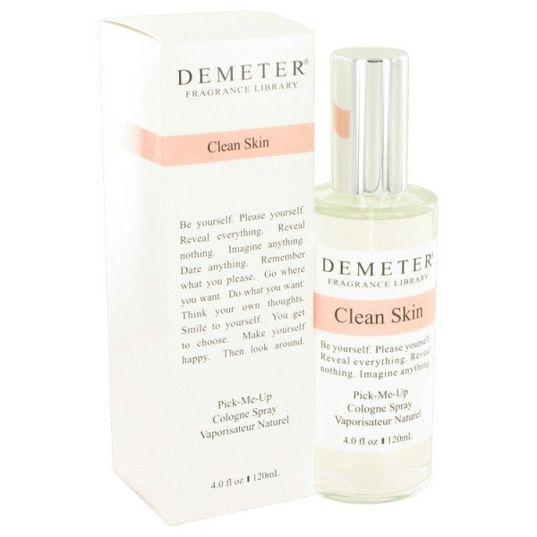 Clean skin -  cologne spray 120 ml