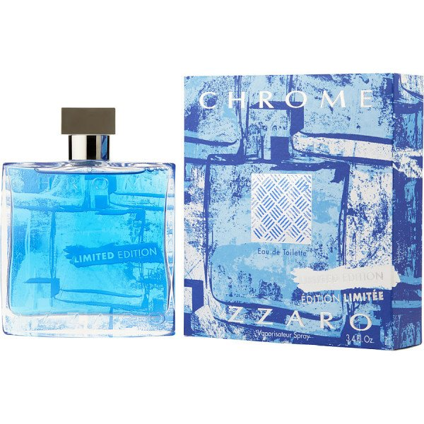 Chrome summer - loris  eau de toilette spray 100 ml