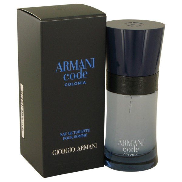 code colonia - giorgio  eau de toilette spray 50 ml