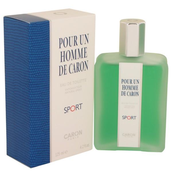 Pour un homme sport -  eau de toilette spray 125 ml