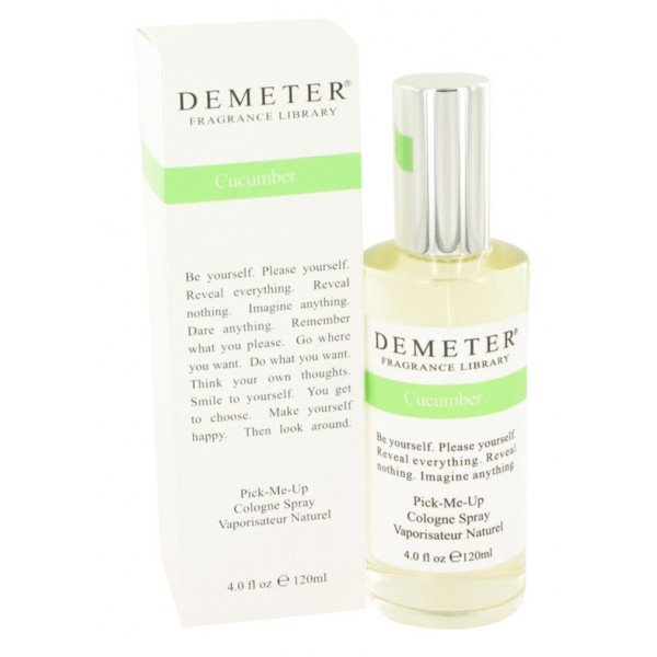 Cucumber -  cologne spray 120 ml