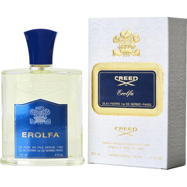 Erolfa millesime -  eau de parfum spray 120 ml