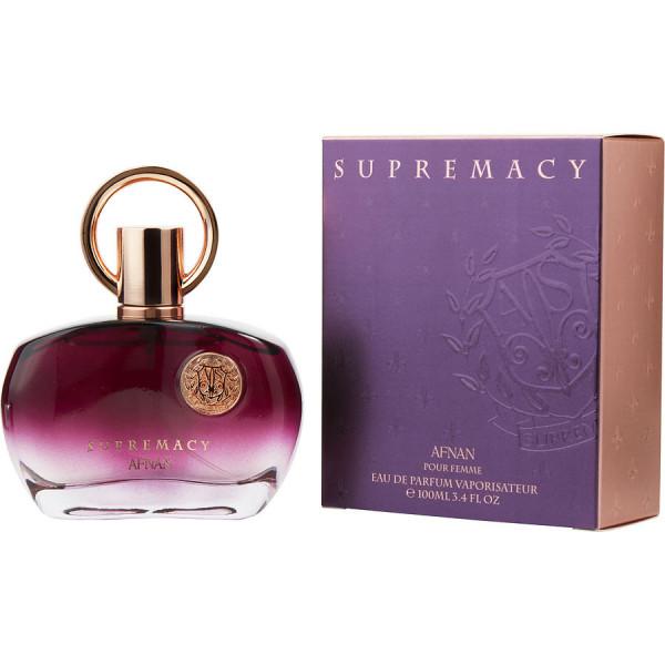 Supremacy pour femme -  eau de parfum spray 100 ml