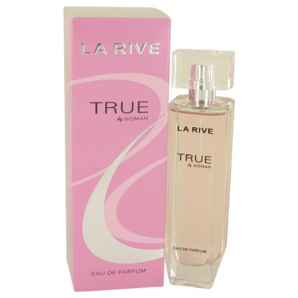 True by woman -  eau de parfum spray 90 ml