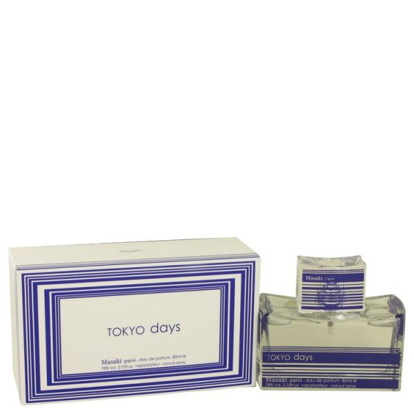 Tokyo days -  eau de parfum spray 80 ml