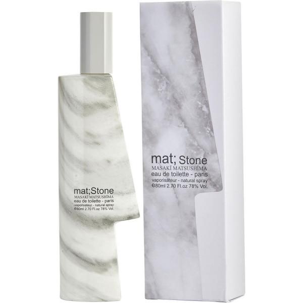 Mat stone -  eau de toilette spray 80 ml