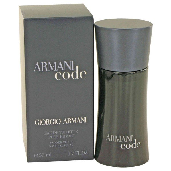 code - giorgio  eau de toilette spray 50 ml