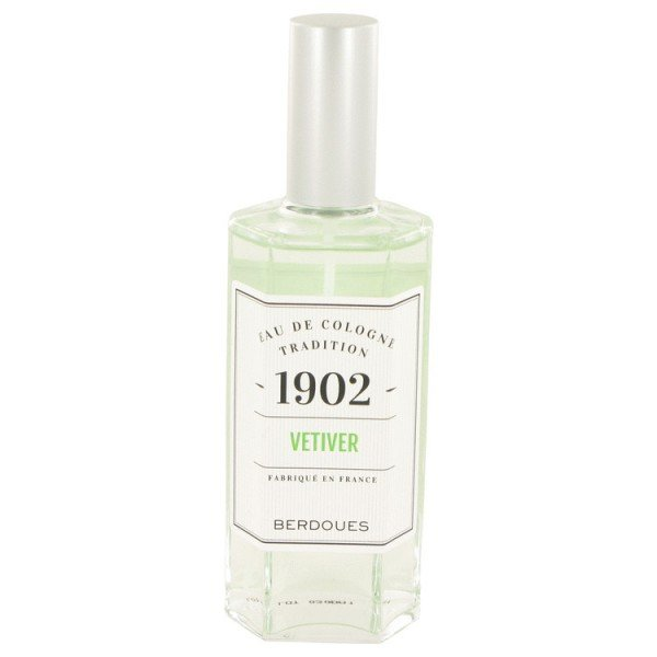 1902 vetiver -  eau de cologne spray 125 ml