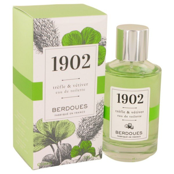 1902 trefle & vetiver -  eau de toilette spray 100 ml