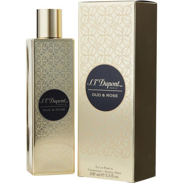 Oud & rose -  eau de parfum spray 100 ml