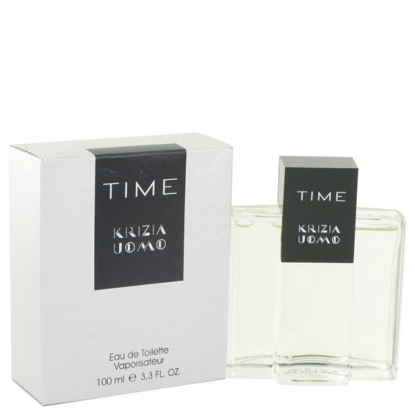time uomo de  eau de toilette spray 100 ml