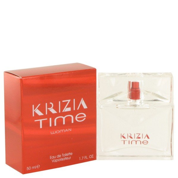 time -  eau de toilette spray 50 ml