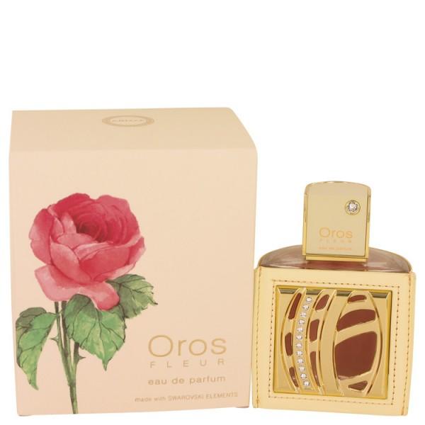 Oros fleur -  eau de parfum spray 85 ml