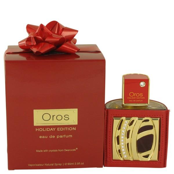 Oros holiday -  eau de parfum spray 85 ml