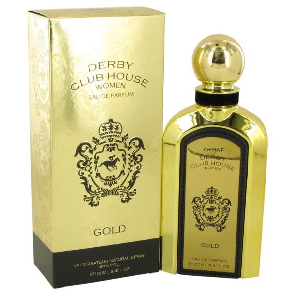 Derby club house gold -  eau de parfum spray 100 ml