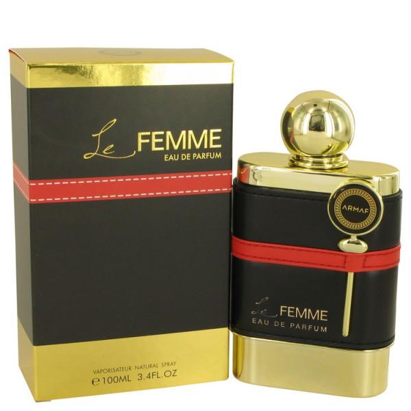 Le femme -  eau de parfum spray 100 ml