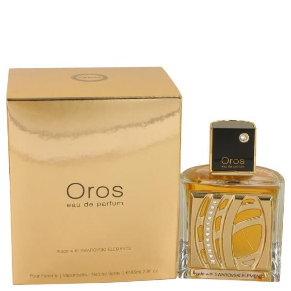 Oros -  eau de parfum spray 85 ml