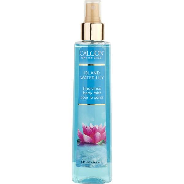 Island water lily -  eau de fraicheur pour le corps 236 ml