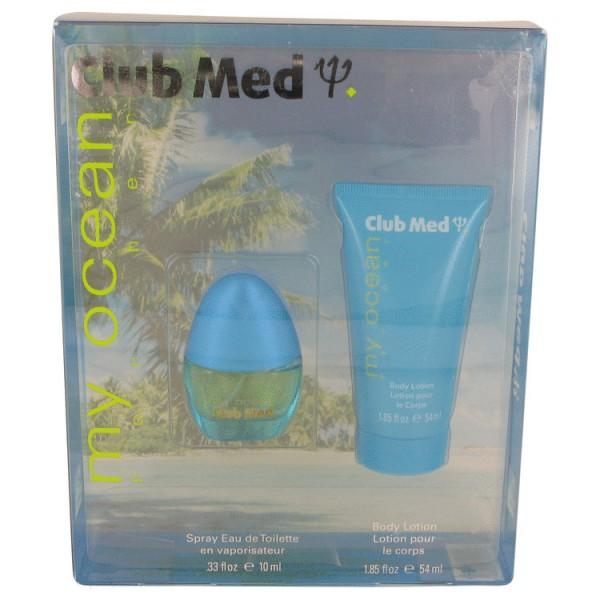 Club med my ocean -  coffret cadeau 10 ml
