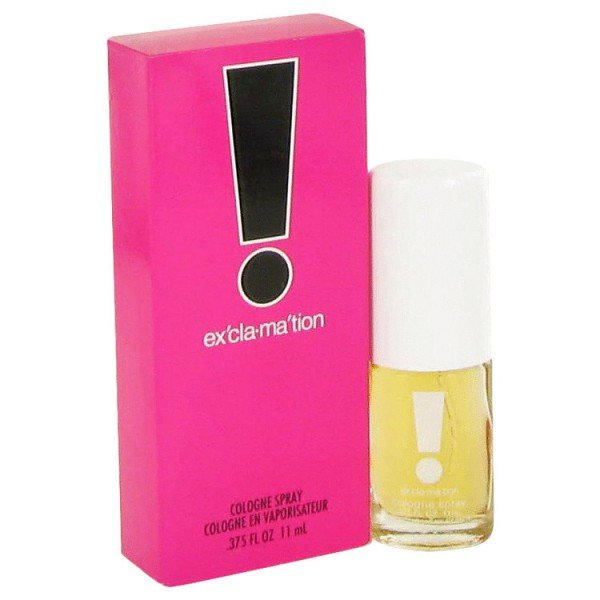 Exclamation -  eau de cologne spray 11 ml