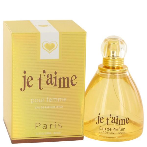 Je t'aime -  eau de parfum spray 100 ml