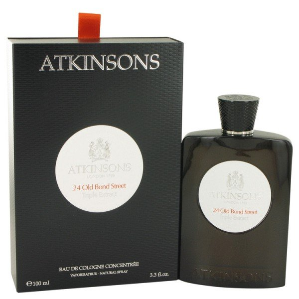 24 old bond street triple extract - atkinsons eau de cologne spray 100 ml