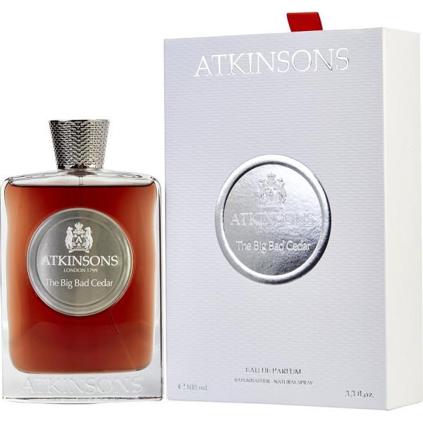 The big bad cedar -  eau de parfum spray 100 ml