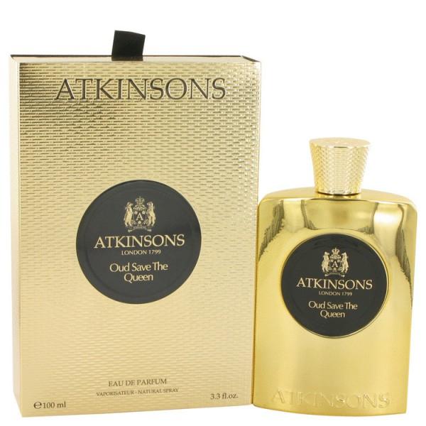 Oud save the queen -  eau de parfum spray 100 ml
